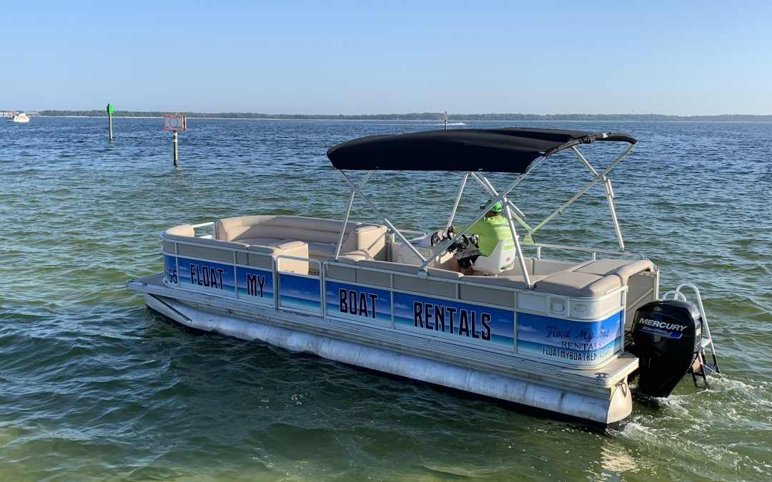 Pensacola Beach Boat Rentals with Float My Boat Rentals